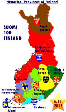 Historical_provinces_in_Finland_with_coats_of_armsmaakuntiennimet